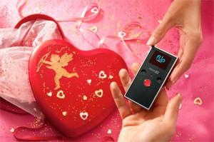 Valentinsaktion von Jan und Flip