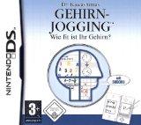 Dr. Kawashimas Gehirn-Jogging für Nitendo DS (Cover)
